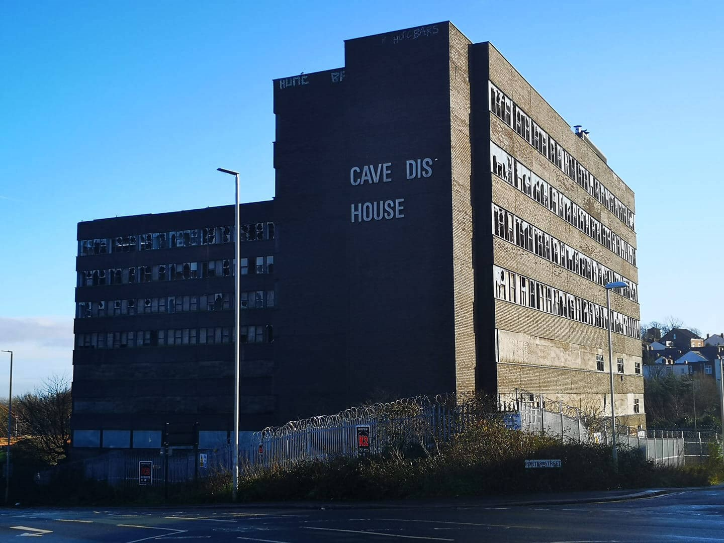 Funding approved to demolish Cavendish House